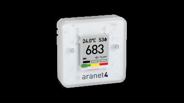 Appareil de mesure de CO2 Aranet4Home