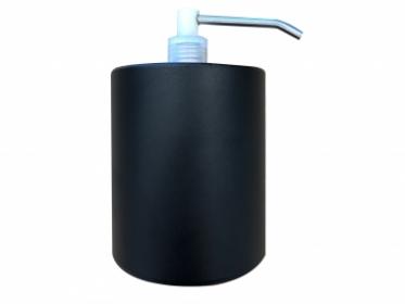 Flacon distributeur rechargeable noir (900 ml)