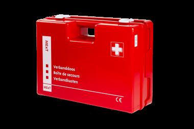 MExT boîte de secours Large - vide